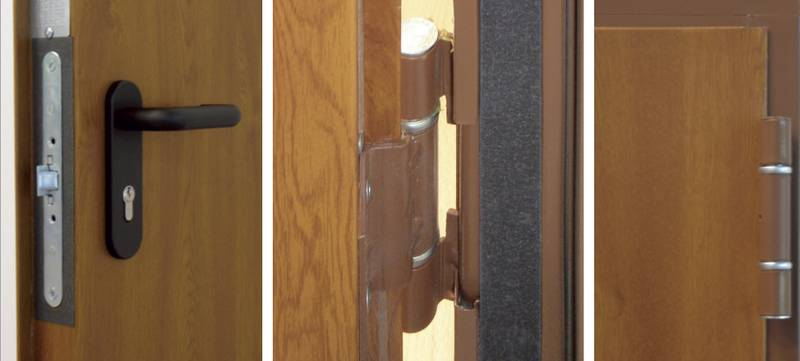 Introduction Metallic Fire Rated Doors Emergency